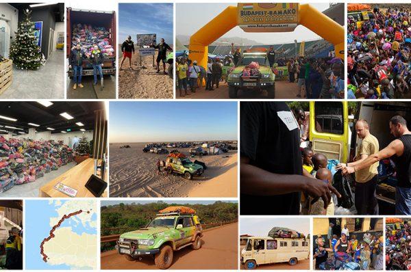 5000 de ghiozdane distribuite către școlarii din Sierra Leone de echipa clujeană
